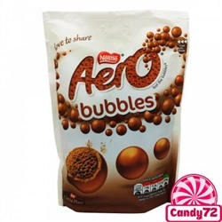 Nestle Aero Bubbles Milka