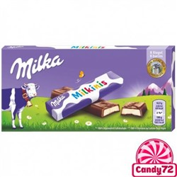 Milka Milkinis sticks 43 гр.